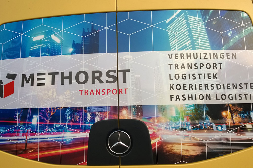 methorst koerier bus
